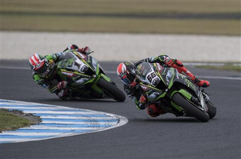KRT Duo Eager For Return To Action