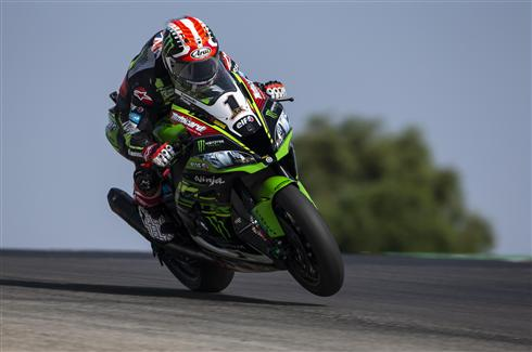 Rea Fastest As Sykes Comes Back In Seventh
