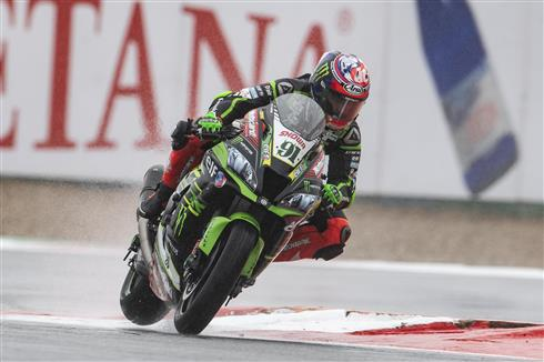 Haslam Second Quickest At A Damp Magny Cours