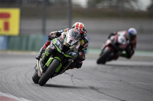 Rea Second As Razgatlioglu Wins His First