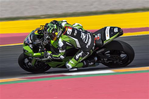 Race Preparations Complete For Barbera And Okubo