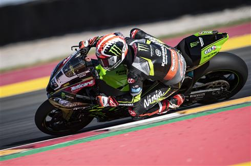 Rea Fastest In Argentine Debut