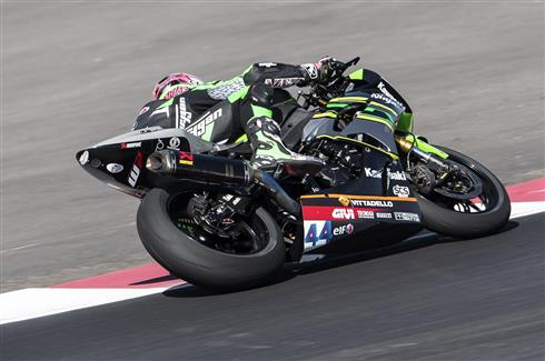 Finale Beckons For Top Kawasaki Duo