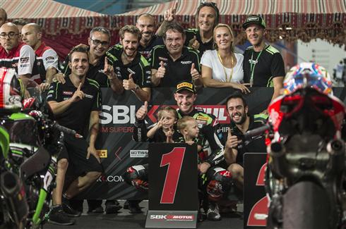 Rea Sets Personal Best Season Win Total