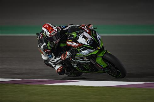 Rea Fastest And Sykes Third On Opening Day