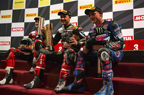 Record Points Haul For Rea With Sixteenth Win