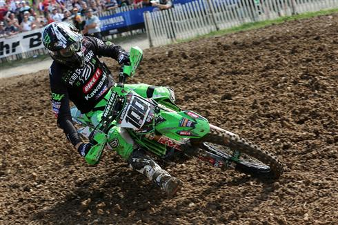 Strong recovery by Tommy Searle in France