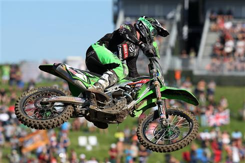 Strong home GP ride for Tommy Searle
