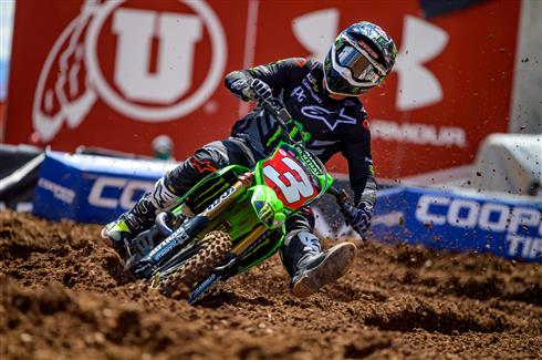 Tomac secures his first AMA Supercross title