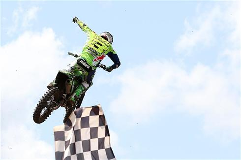 Race win for Eli Tomac in Florida