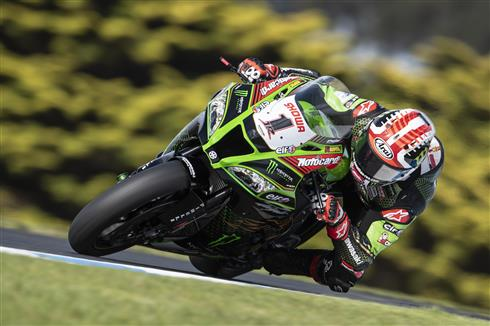 KRT Riders Complete Final Tests