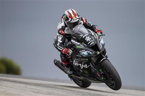 Rea Fastest As Haslam Goes Fourth