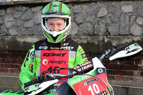 Kawasaki leader heads to Le Touquet
