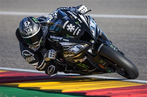 Jerez Winter Test Approaches For Kawasaki Riders