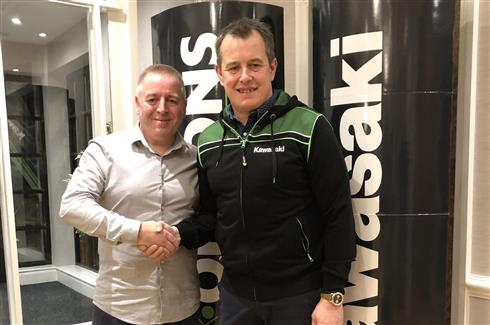 Quattro Plant Bournemouth Kawasaki Sign John McGuinness for 2020 Road Racing campaign
