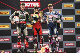 Rea Second In First Thai Race
