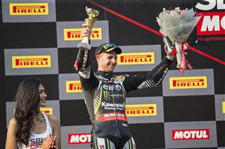 Podiums For Rea As Haslam Fights On