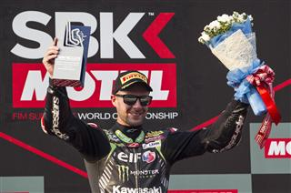 Rea Scores First Kawasaki Win Of 2018