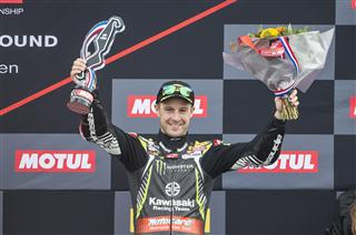Two Race Sunday Gives Rea Two Podiums