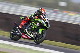 Rea And Sykes On The Early Pace