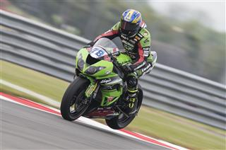 Okubo Top Five After Donington Superpole