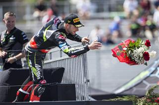 Second Win At Laguna For Rea