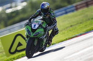 Sofuoglu On Second Row In Germany