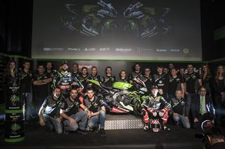 Kawasaki Racing Team Unveils Ninja Spirit