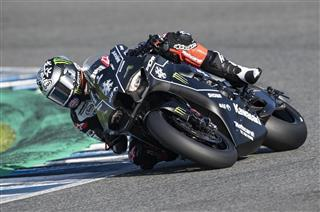 Rea Fastest After First Winter Test