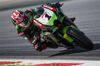 Rea Fastest In Major Pre-Season Test