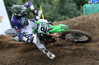 Four Kawasaki's qualify top eight at Loket