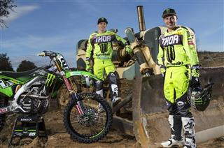 Monster Energy Kawasaki Racing Team prepared for victory