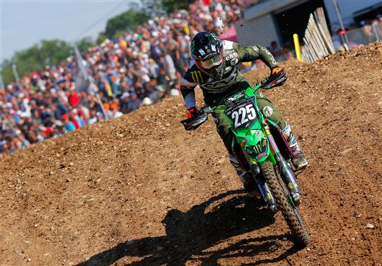 Success for Bud Racing in France