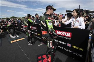 KRT WorldSBK Squad Ready For A High Tempo Restart