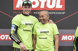 Brilliant Win For Rea With Sykes Sixth