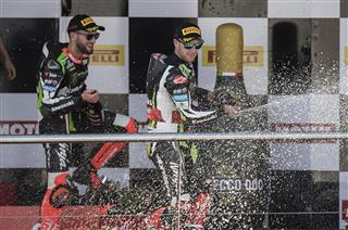 Rea Takes Jerez Win With Sykes Third