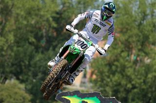 Tommy Searle sixth in Italy