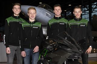 Dion Otten and Jeffrey Buis to join MTM Kawasaki SSP300 Team
