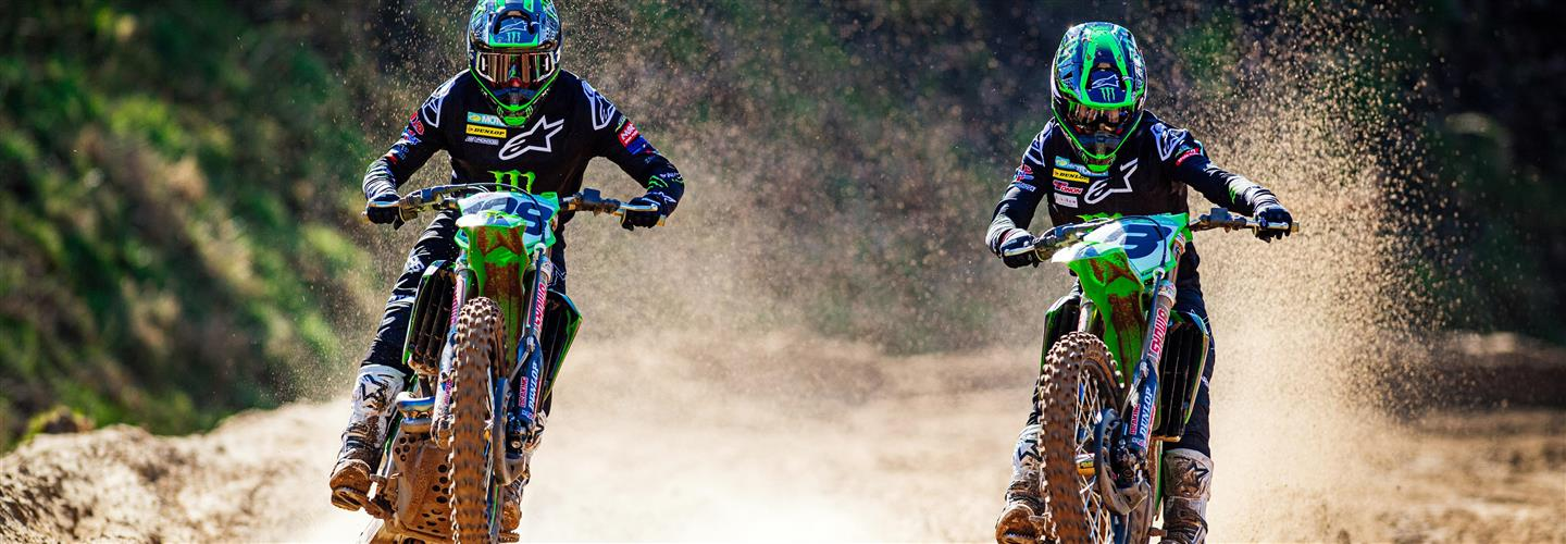 MONSTER ENERGY KAWASAKI RACING TEAM