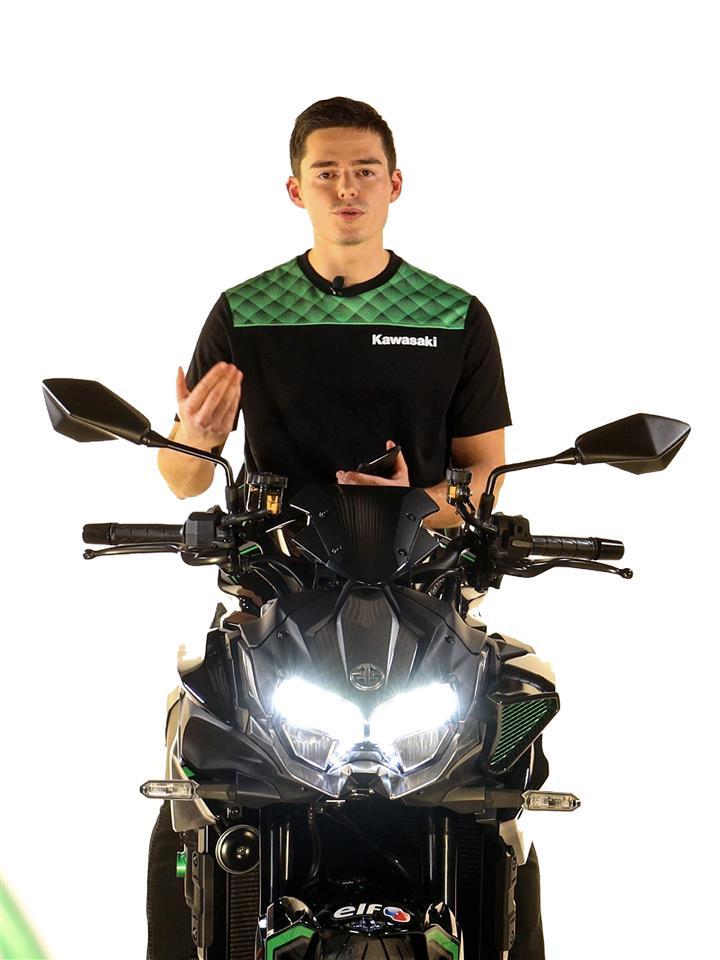 2019 Ninja23 Kawasaki Z900 T SHIRT MOTOCYCLE MOTO BIKE T SHIRT