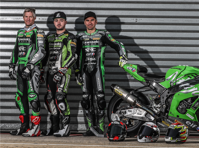 Team SRC Kawasaki France : Officiellement engagé sur le Championnat du Monde d'Endurance 2019/2020
