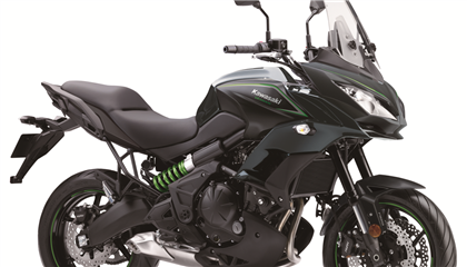 VERSYS 650 ABS ΤΩΡΑ ΜΕ 8.190€ !