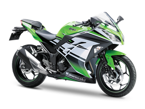 Ninja 300 30th Anniversary Edition 2015