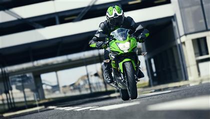 Kawasaki Ninja 125 a partire da 4.290 euro f.c.