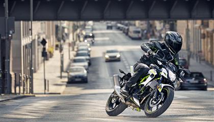 Kawasaki Z125 in promozione a partire da 3.990 euro f.c.
