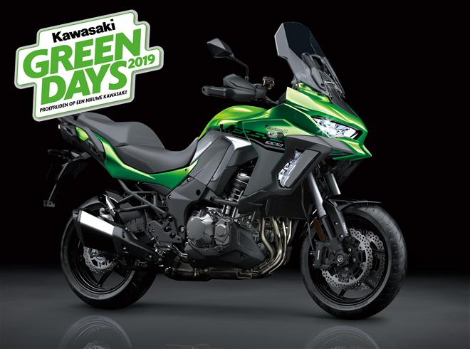 Kawasaki Green Days 2019